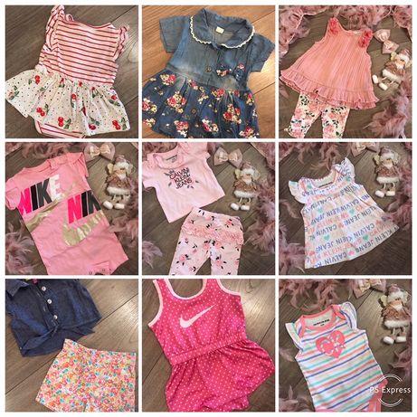 Бебешки дрехи Calvin Klein, Nike, Jessica Simpson оригинални от САЩ