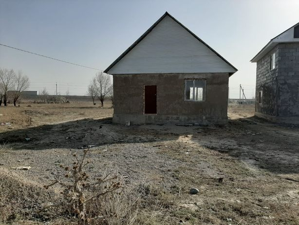 Продам дом недостроенный