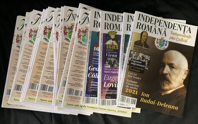 Colecția completă Independența română