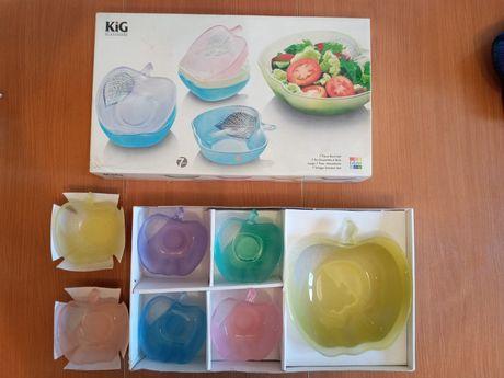 Набор стеклянной посуды