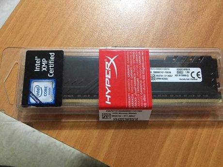 Оперативная память 16 гб HYPER X 3200 гц