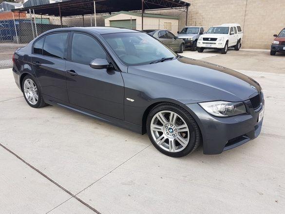 BMW e90 320d msport на части, ръчна кутия м пакет