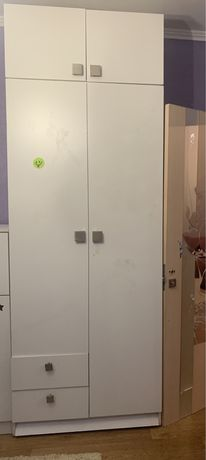 Шкаф, белый