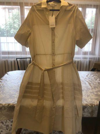 Одежда, платье из натуральной ткани