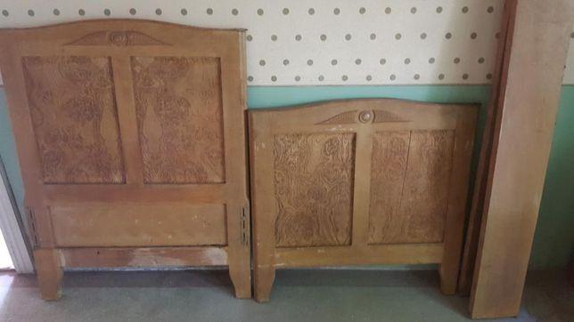 Dormitor antic rustic