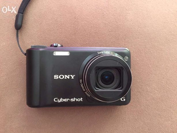 Aparat foto digital Sony Cyber Shot DSC-H55 14,1MP , negru