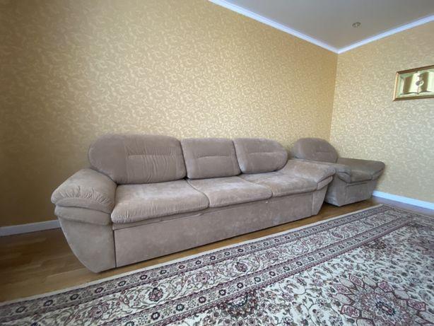 Диван,2 кресла