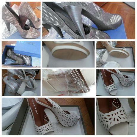 Нови! Дизайнерски италиански бутикови сандали и обувки!