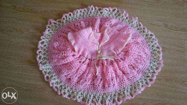 Rochita tricotata 6-12 luni