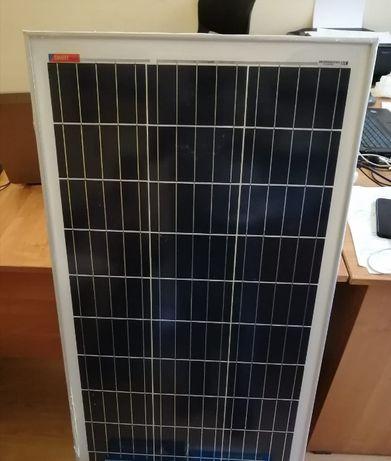 Солнечная батарея (панель) на 100Вт/час