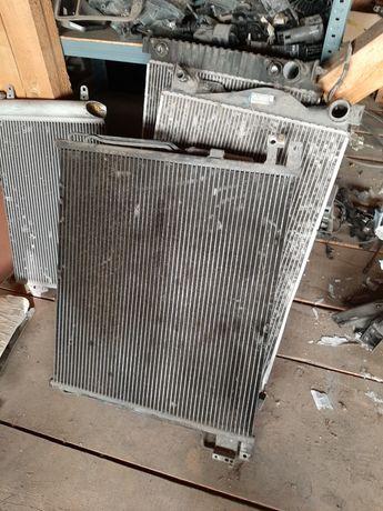 Radiator AC mitsubishi l200