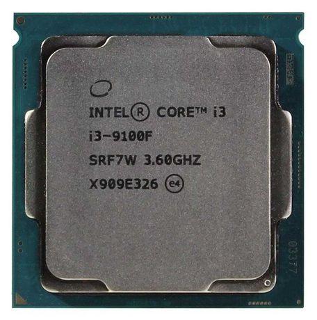 Процессор Intel Core i3 9100F LGA1151