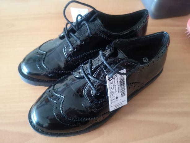 Школьные туфли next