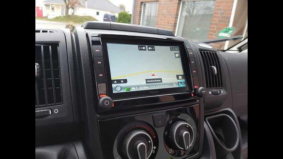 Обновяване на GPS карти за Pioneer AVIC Europe 2020.Q4