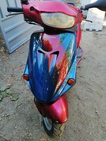 Scooter 100 cc, recent adus