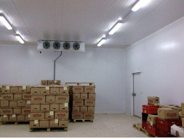 Холодильные и холодильная камера склад +5 до -5С  на абая Сембинова