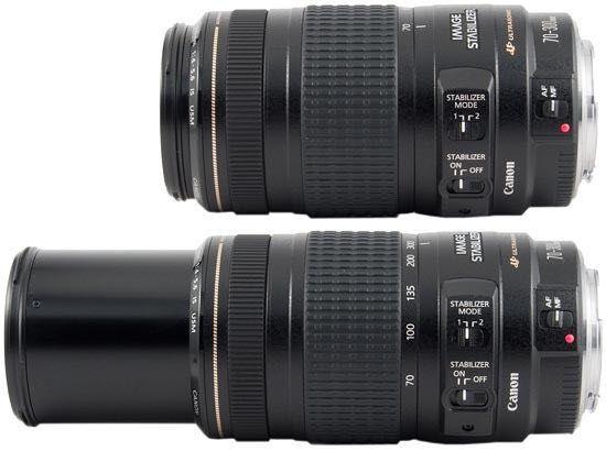 Продам объектив Canon EF 70-300/4-5.6 USM IS