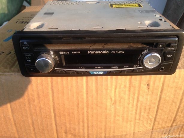 Radio cd Panasonic cq-c1405n 4x50w