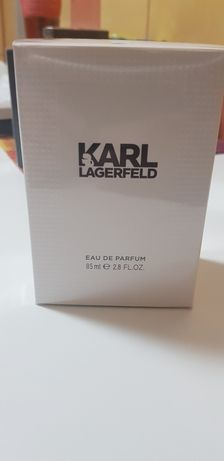eau de parfum karl de 85 ml și  25 ml