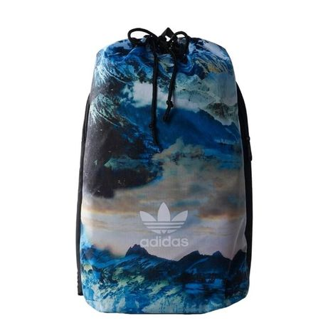 Rucsac Adidas Mountain Sack Albastru - Ghiozdan Scoala