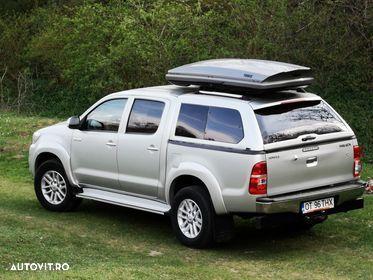 Toyota Hilux Kilometraj certificabil accept orice test