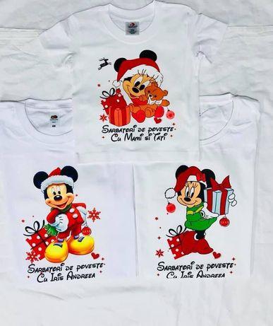 Tricouri personalizate pentru Craciun