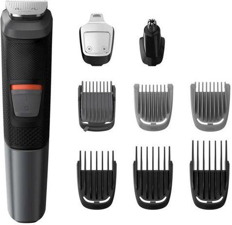 Тример за лице 9 in 1 Philips MG5720, Без кабел, Водоустойчива