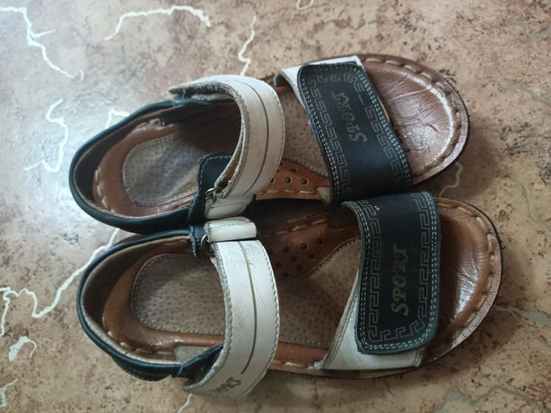 Кожаные сандали, раз.32. Турция.