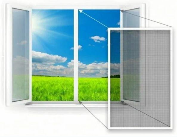 Пластиковые окна, двери, москитная сетка