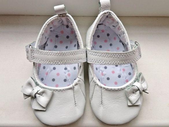 Бебешки буйки обувки Jasper Conran 6-9 месеца