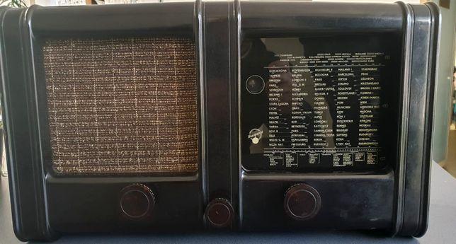 Aparat de radio pe lampi Blaupunkt