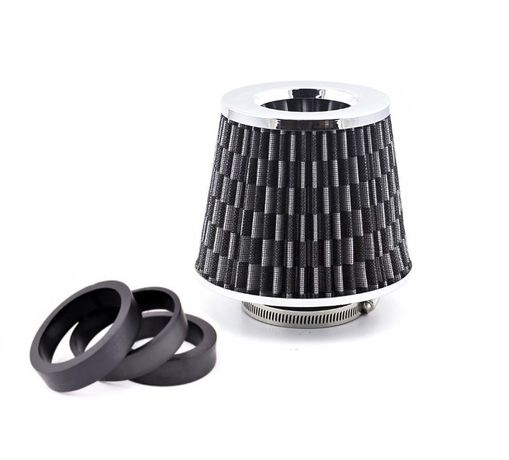 Filtru Aer Tuning, Carbon, Editie Sportiva, Debit de 76 mm