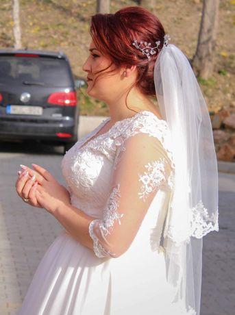 Vand rochie de mireasa. Eladó menyasszonyi ruha