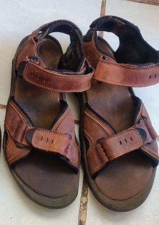 Sandale piele naturala Nr.45