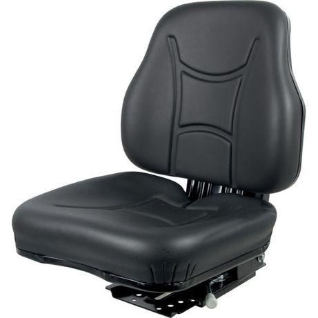 scaun cu suspensie mecanica pentru tractor