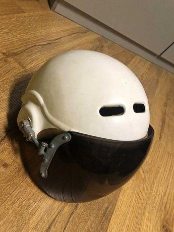 Шлем пилота истребителя МИГ 21 (оригинал). Мотошлем.