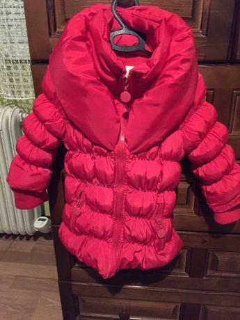 Червено якенце за момиченце