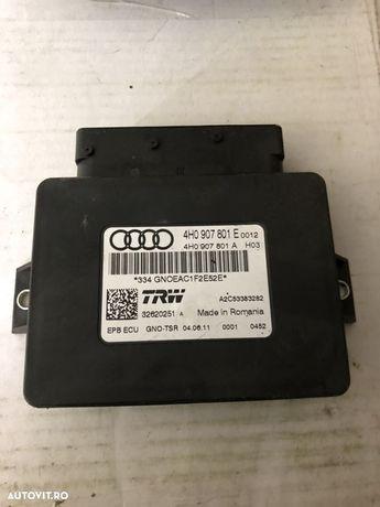 Calculator Frana de Mana Audi A7, A6 C7 cod: 4h0 907 801 A
