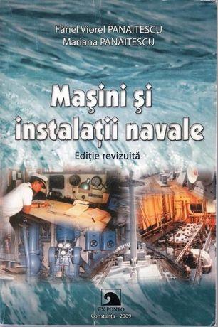 Masini si instalatii navale de Fanel Viorel Panaitescu