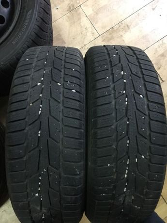Зимни гуми semperit 185/60/15 dot2010 5mm грайфер
