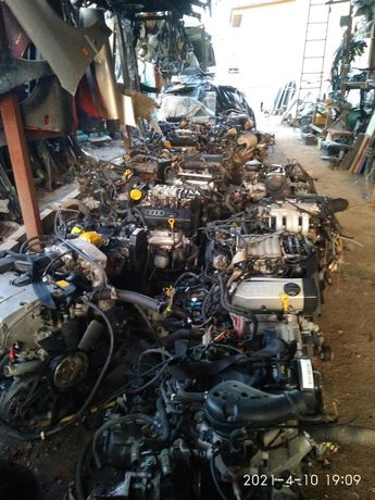 Двигатель из Германии на Ауди, Фольксваген, Мерседес, БМВ