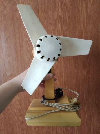 Вентилятор советский