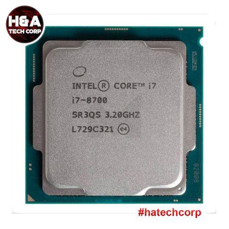 Процессор Intel Core i7 8700 купить Алматы