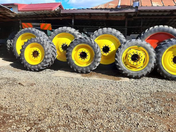 Roti inguste pentru orice tip de tractor