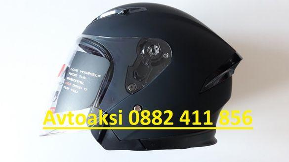 Каска за мотор/скутер/мотопед-852