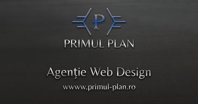 Realizare site de prezentare, magazin online, creare site web