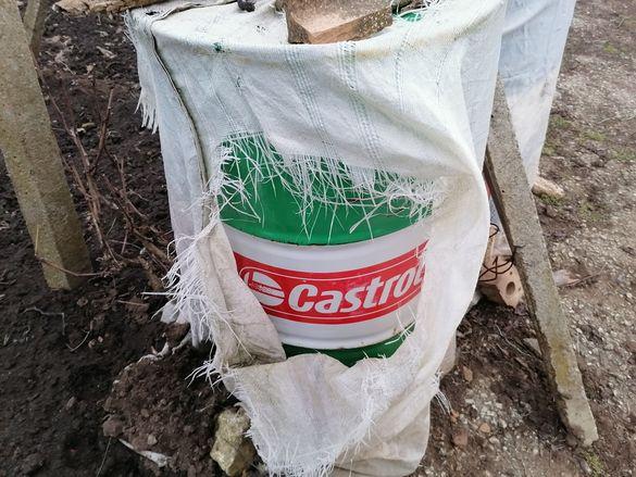 Масло Castrol за ветрогенератори 208 литра