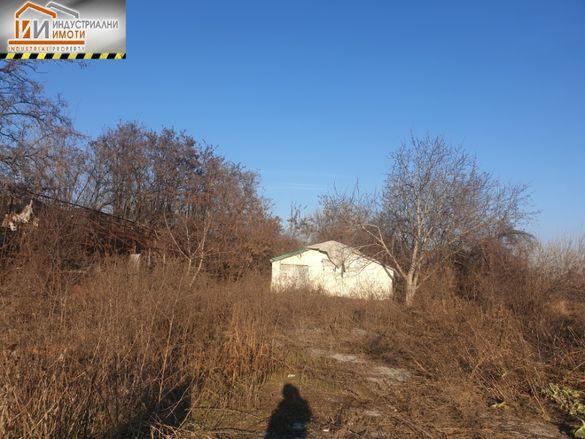 Парцел за промишлени нужди с лице на главния път Асеновград - Болярци