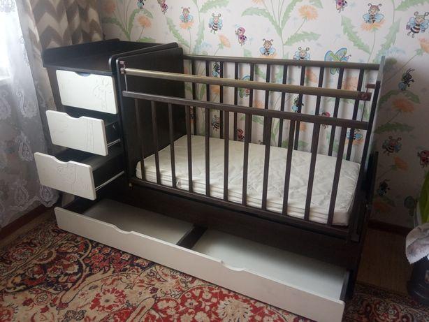 Детская кровать срочно продам