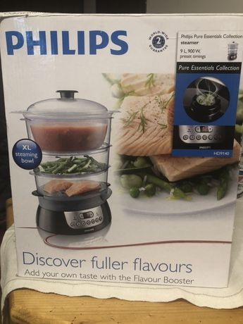 Steamer - aparat de gatit cu aburi Philips